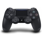New DualShock 4 CUH-ZCT2 Series (Jet Black) (Asia)