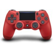 New DualShock 4 CUH-ZCT2 Series (Magma Red) (Japan)