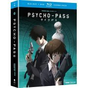 Psycho-Pass - Season One [Blu-ray+DVD] (US)