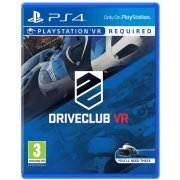 DriveClub VR (Europe)