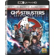 Ghostbusters [4K Ultra HD Blu-ray] (US)