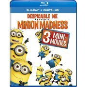 Despicable Me Presents: Minion Madness [Blu-ray+Digital HD] (US)