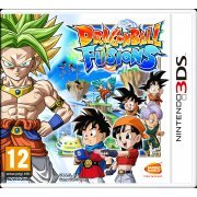 Dragon Ball Fusions (Europe)