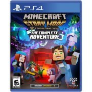 Minecraft: Story Mode - A Telltale Games Series - The Complete Adventure (US)