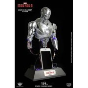 King Arts Iron Man 3 1/4 Power Charger Series: Mark 2 Repair Ver. (Asia)