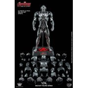 King Arts Avengers Age of Ultron 1/9 Diecast Figure Series: Ultimate Ultron Deluxe Set (Asia)