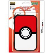 Pokemon Hard Pouch for New 3DS LL (Monster Ball) (Japan)