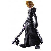 Kingdom Hearts II Play Arts Kai: Roxas -Organization XIII Ver.- (Japan)