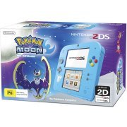 Nintendo 2DS [Pokemon Moon Special Edition] (Australia)