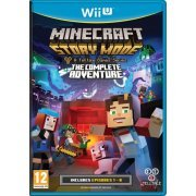 Minecraft: Story Mode - A Telltale Games Series - The Complete Adventure (Europe)