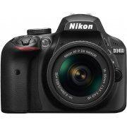 Nikon D3400 Kit with AF-P VR DX 18-55mm 3.5-5.6G Lens