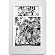 Amazon Kindle Paperwhite, Manga Model, Wi-Fi (White) (Japan)