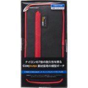 Cordura Case Horizontal Type for PlayStation Vita (Red) (Japan)