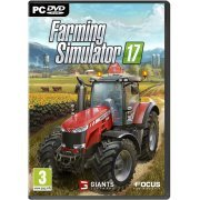 Farming Simulator 17 (DVD-ROM) (Europe)