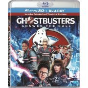 Ghostbusters 3D+2D (2-Disc) (Hong Kong)