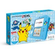 Nintendo 2DS Pokemon Sun Moon (Light Blue) (Japan)