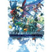 World of Final Fantasy Official Complete Guide (Japan)