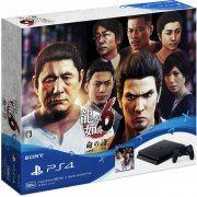 PlayStation 4 CUH-2000 Series 500GB HDD [Ryu ga Gotoku 6 Starter Limited Pack] (Japan)