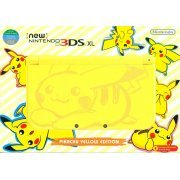 New Nintendo 3DS XL [Pikachu Edition] (Yellow) (US)