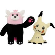 Pokemon Sun and Moon Big Plush: Bewear and Mimikyu (Set of 2) (Japan)