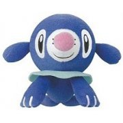 Pokemon Sun and Moon Plush: Popplio (Japan)