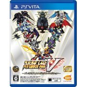 Super Robot Wars V [Premium Anime Song & Sound Edition] (Japan)