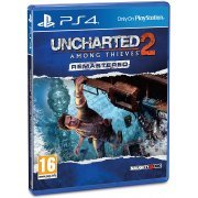 Uncharted 2: Among Thieves Remastered (Europe)