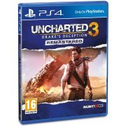 Uncharted 3: Drake's Deception Remastered (Europe)