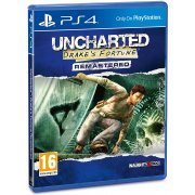 Uncharted: Drake's Fortune Remastered (Europe)