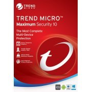 Trend Micro Maximum Security 2016, 1 Year, 3 PC (Region Free)