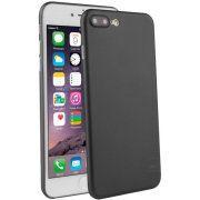 Uniq Bodycon Case for iPhone 7 Plus (Black)