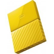 Western Digital My Passport Portable 1TB, USB 3.0 (Yellow)