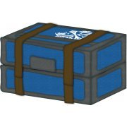 Monster Hunter Plush Tissue Cover: Supply Box (Japan)