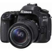 Canon EOS 80D with EF-S 18-55mm IS STM Lens