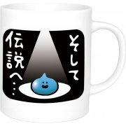 Dragon Quest of the Stars And Thus Into Legend Temperature Change Mug (Japan)