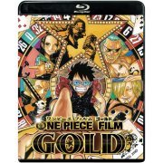One Piece Film Gold Blu-ray Standard Edition (Japan)