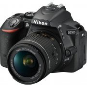 Nikon D5500 Kit with AF-P VR DX 18-55mm 3.5-5.6G Lens