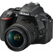 Nikon D5500 Kit with AF-P VR DX 18-55mm 3.5-5.6G Lens
