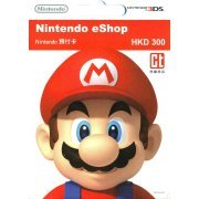 Nintendo eShop Card 300 HKD | Hong Kong Account  digital (Hong Kong)
