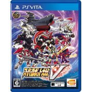 Super Robot Wars V (Chinese Subs) (Asia)