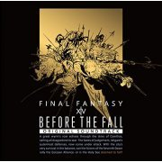 Before The Fall Final Fantasy 14 Original Soundtrack [Blu-ray Disc Music] (Japan)