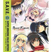 Senran Kagura Ninja Flash!: Complete Series (S.A.V.E.) (US)