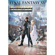 Final Fantasy XV Ultimania Scenario Side (Japan)