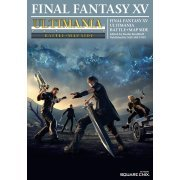Final Fantasy XV Ultimania Battle + Map Side (Japan)