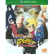 Naruto Shippuden: Ultimate Ninja Storm 4 Road To Boruto (English Subs) (Asia)