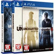 Playstation 4 Uncharted Complete Collection (English & Chinese Subs) (Asia)