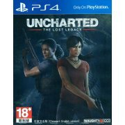 Uncharted The Lost Legacy (English & Chinese Subs) (Asia)