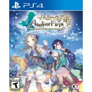 Atelier Firis: The Alchemist and the Mysterious Journey (US)