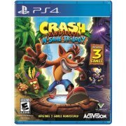 Crash Bandicoot N. Sane Trilogy (US)