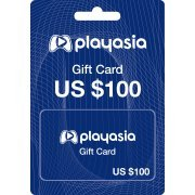 Playasia Gift Card USD100